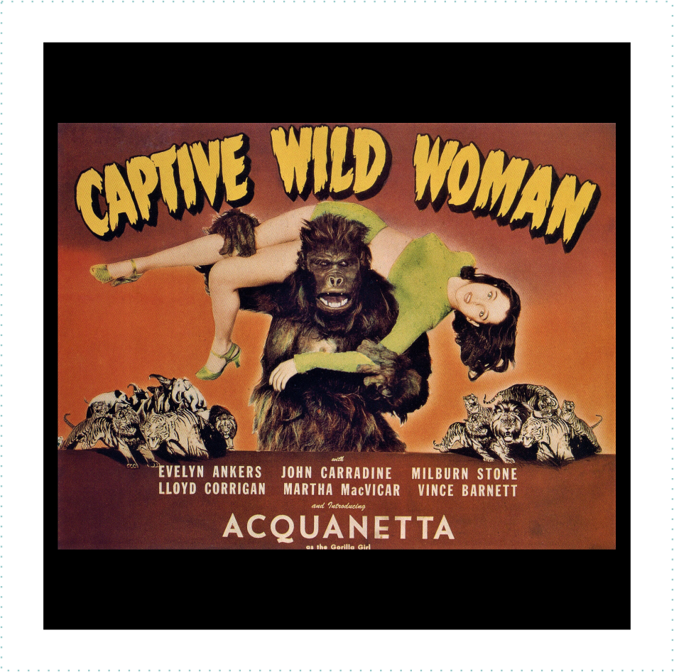 Captive Wild Woman Logo