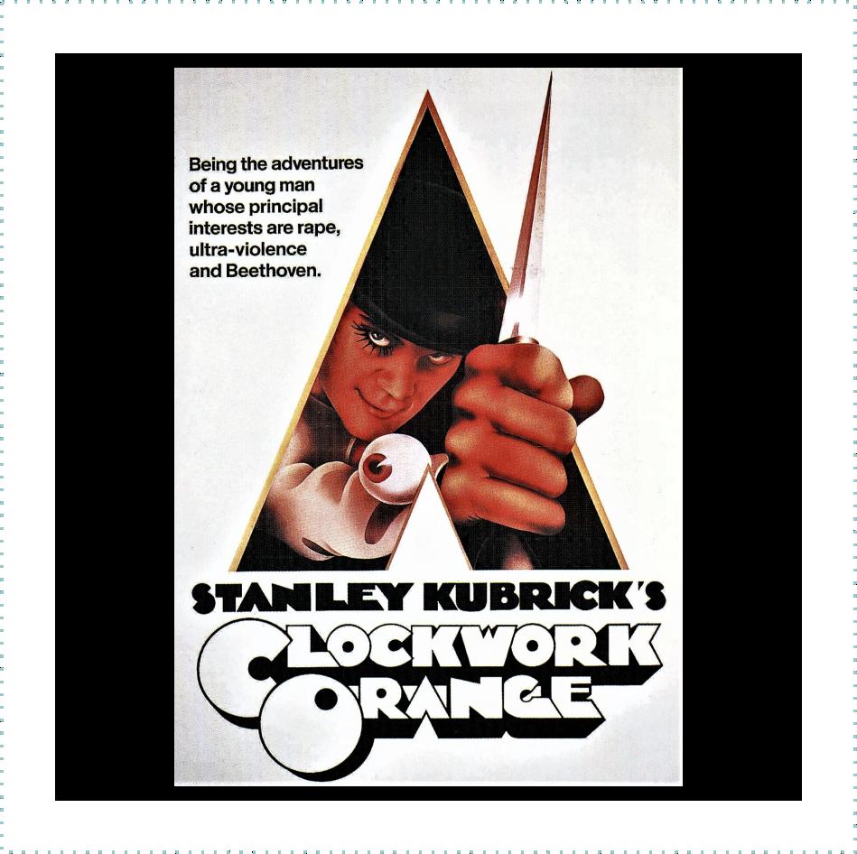Clockwork Orange Logo